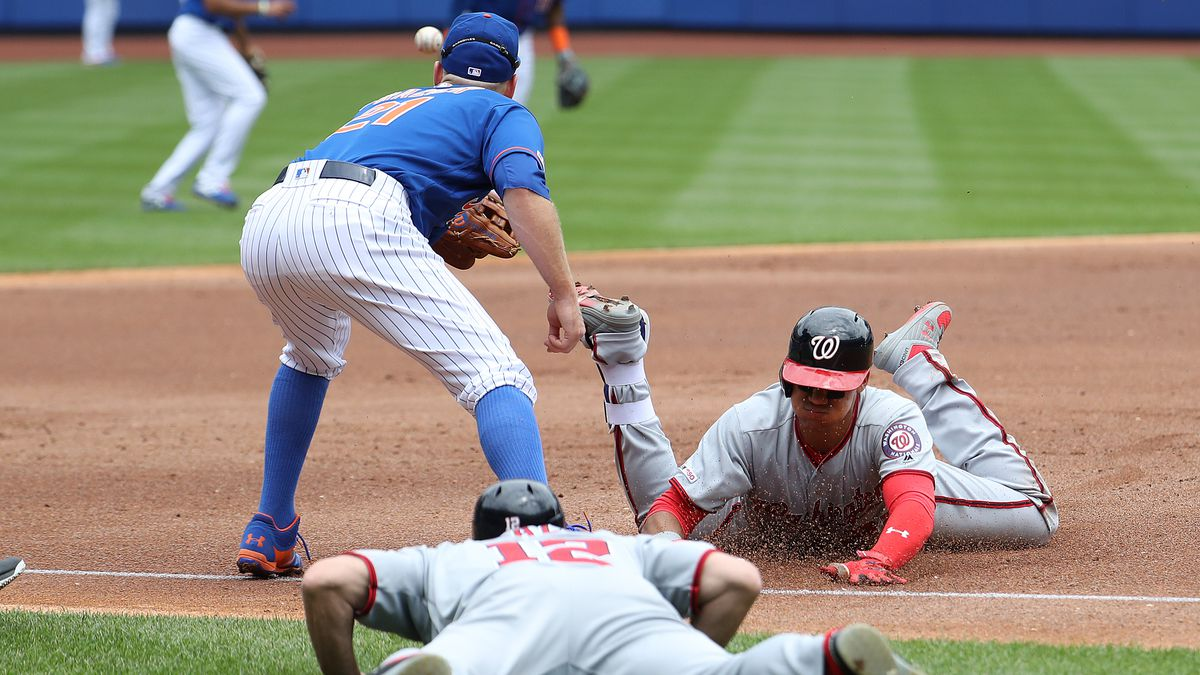 7e2caa3819133 Washington Nationals swept in four-game set in Citi Field after another  bullpen blow-up