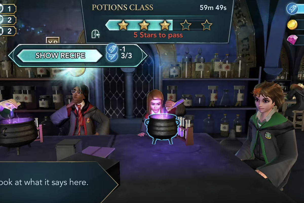 Harry Potter looks to mobile gaming's past, while Fortnite looks to