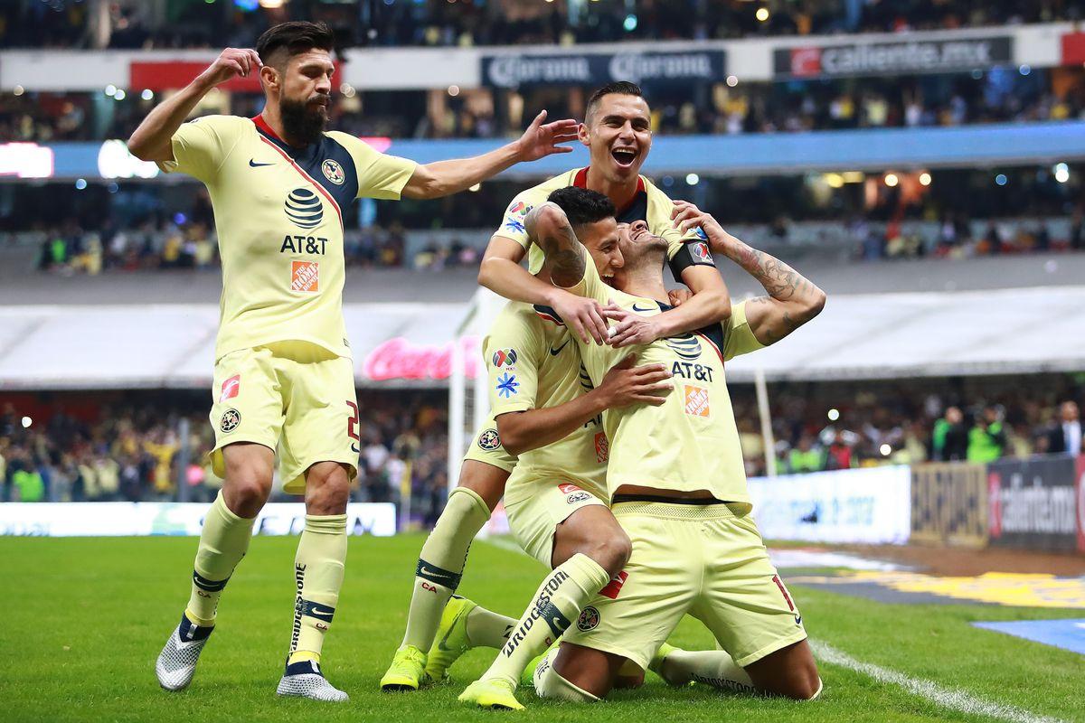 new style 3c61d 76eb8 Club América humiliate Pumas 6-1, advance to Liga MX Final ...