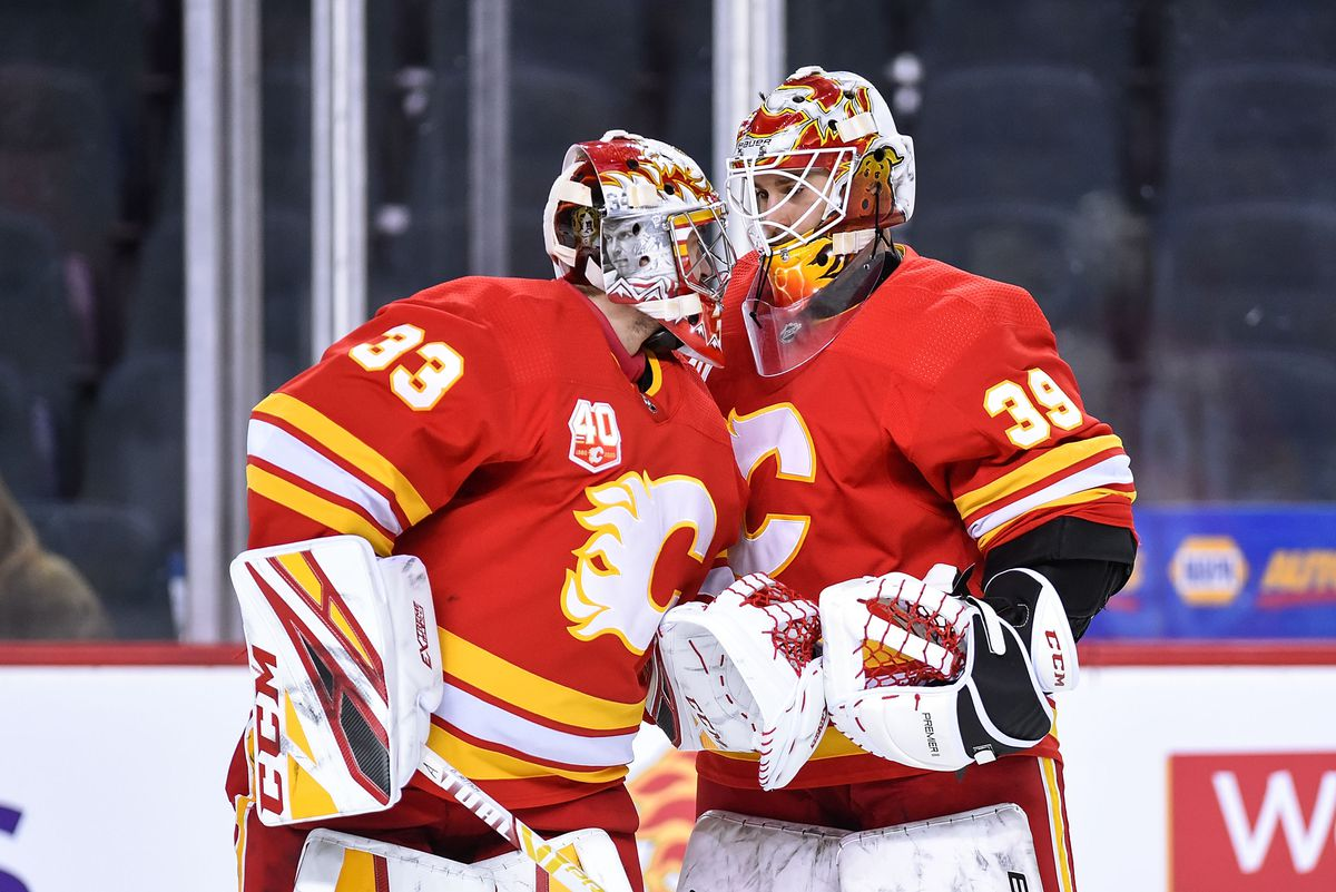NHL: JAN 02 Rangers at Flames