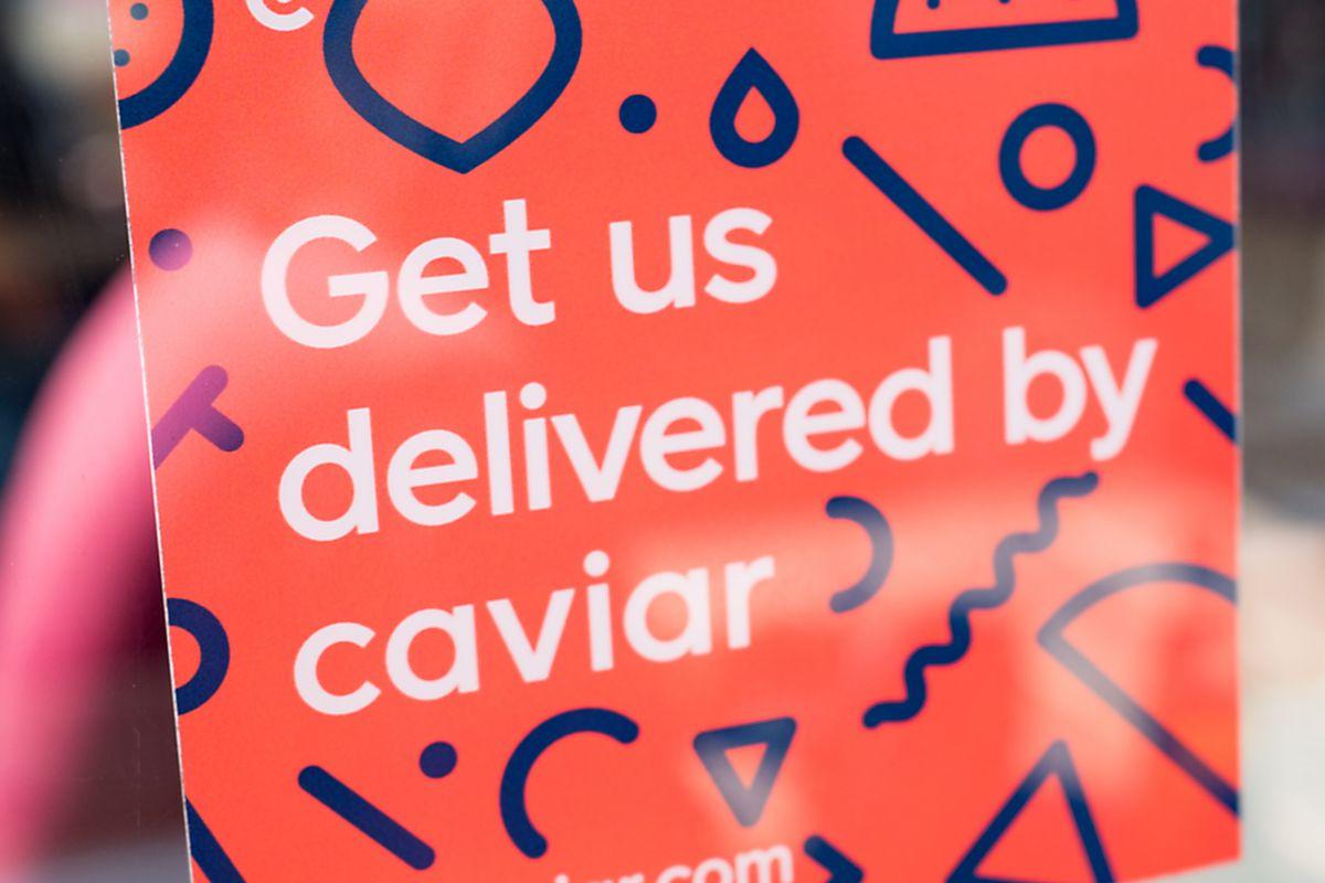 DoorDash Buys Caviar, Forming SF Food Delivery Empire - Eater SF