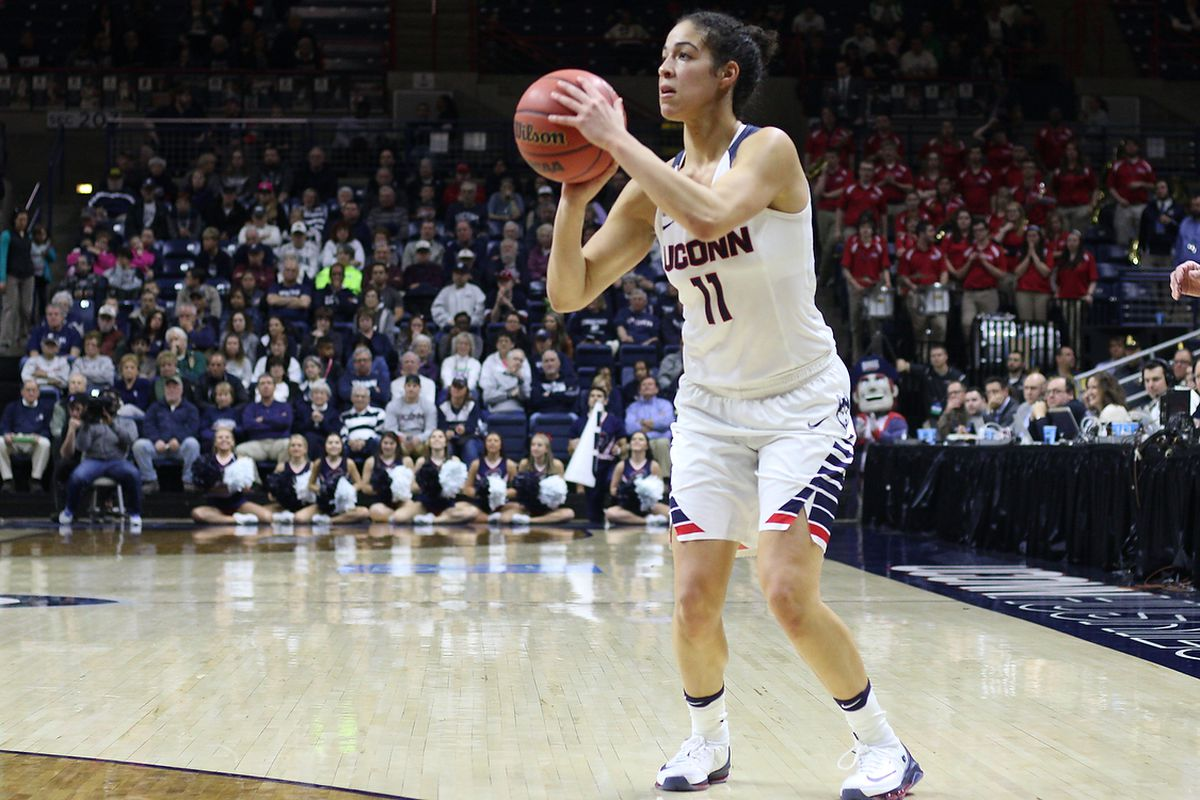 Kia Nurse and the UConn women face a confident Duquesne team tonight in the second round of the NCAA Tournament.