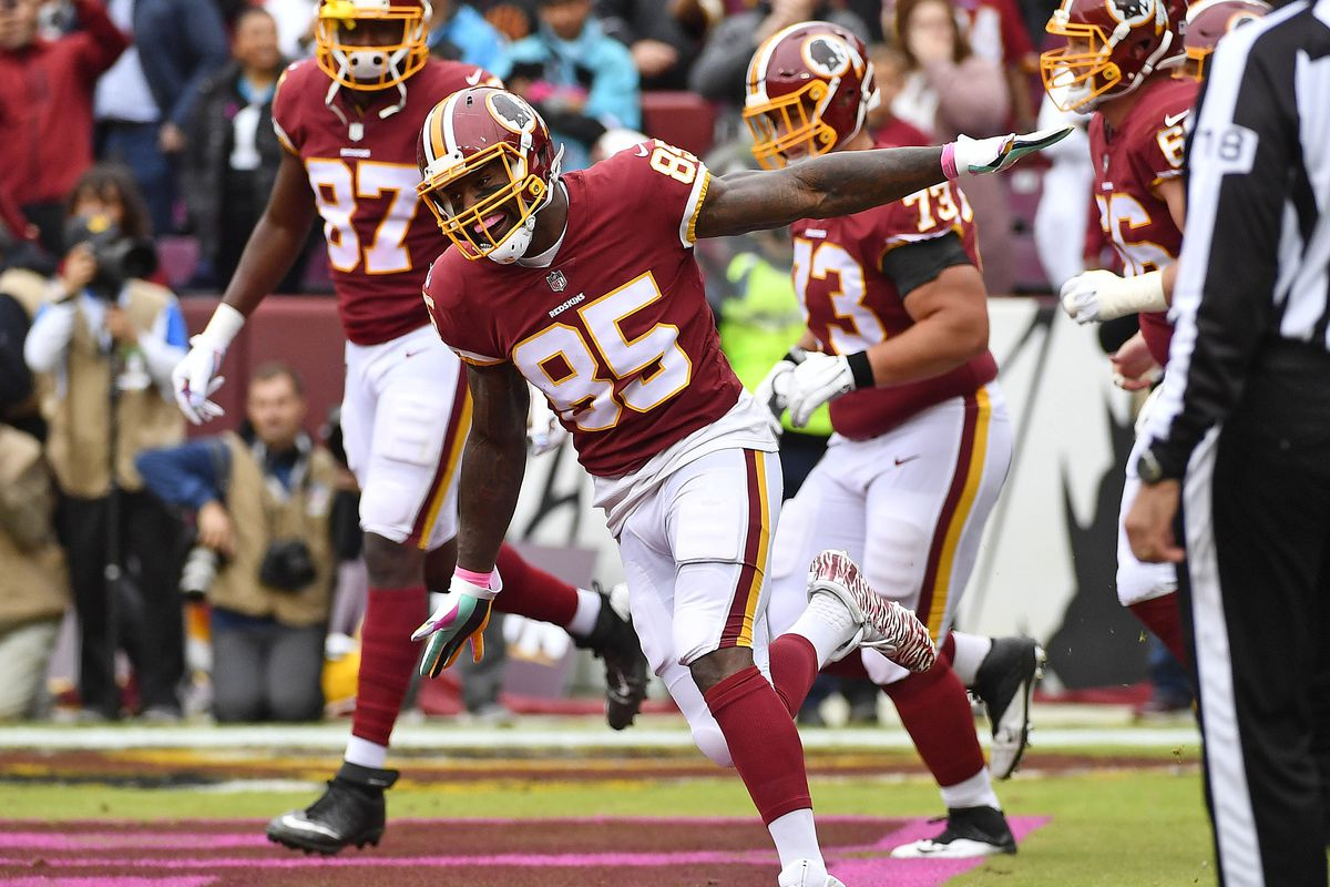 Skins Stats & Snaps: Panthers @ Redskins (Offense) - Hogs Haven