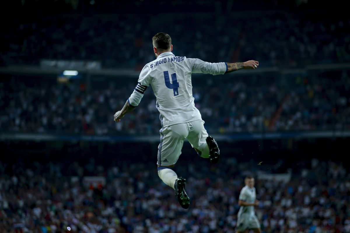 according to Microsoft's computer simulations, Ramos will be jumping for joy again....