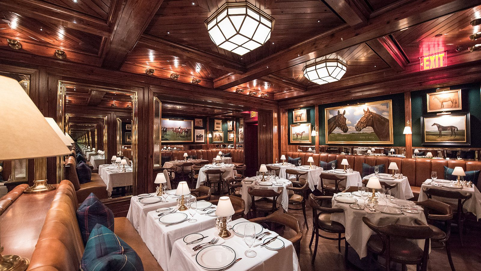 Six surprising facts about ralph lauren 39 s new restaurant for New restaurants