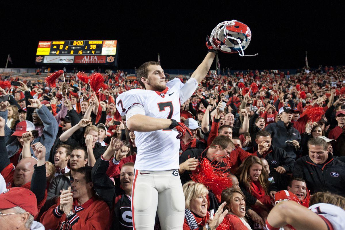Georgia vs  Auburn 2012 video highlights: Bulldogs headed to