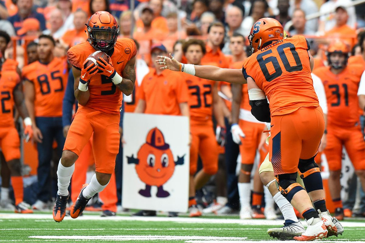Syracuse Football Releases 2018 Spring Depth Chart