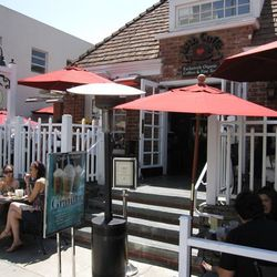 """Now that you've conquered SoulCycle, you surely won't break a sweat walking a few blocks down to <a href=""""http://www.urthcaffe.com"""">Urth Caffé</a> (267 S Beverly Drive). If you're looking to get a green start, order the Eggs Verde (soft poached eggs over"""
