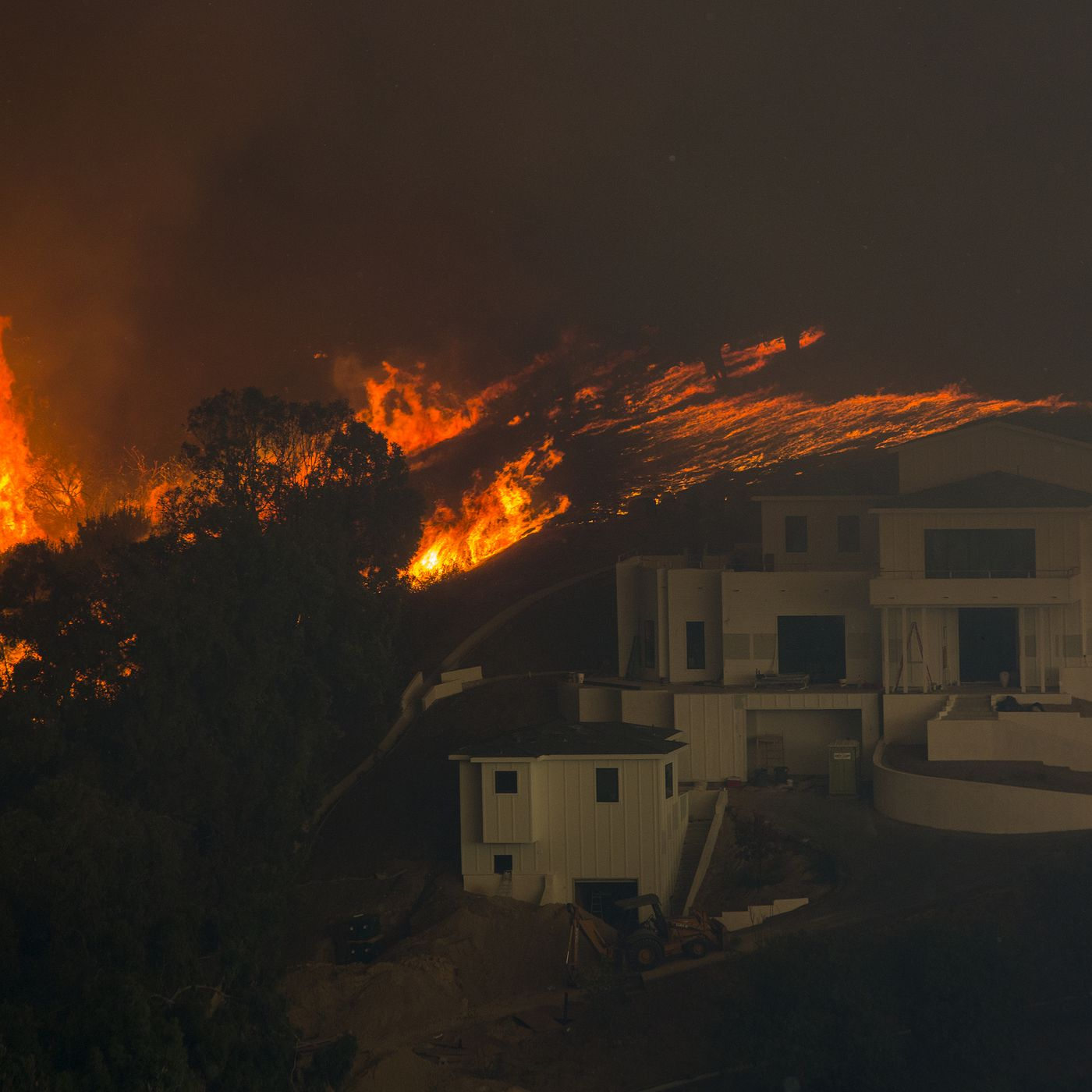 woolsey fire latest example of california's age of