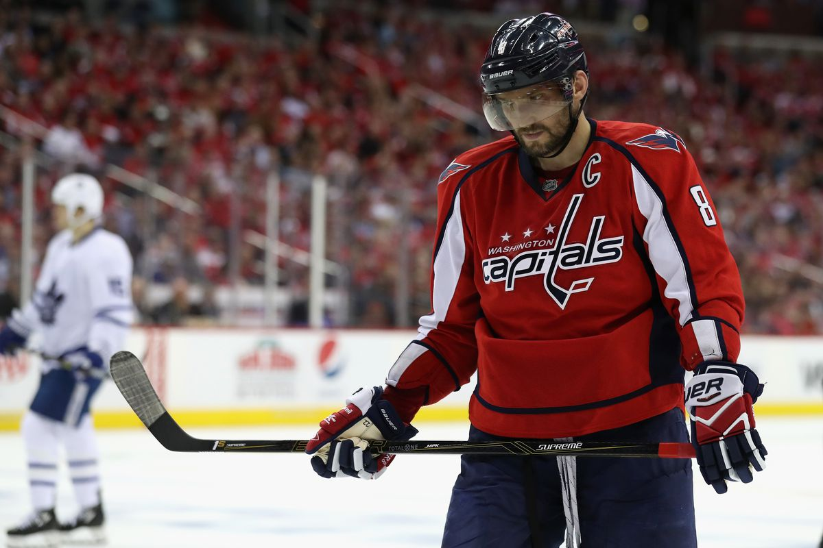 Alex Ovechkin gives up 2018 Olympics dream in heartfelt statement ... 517a743f2120