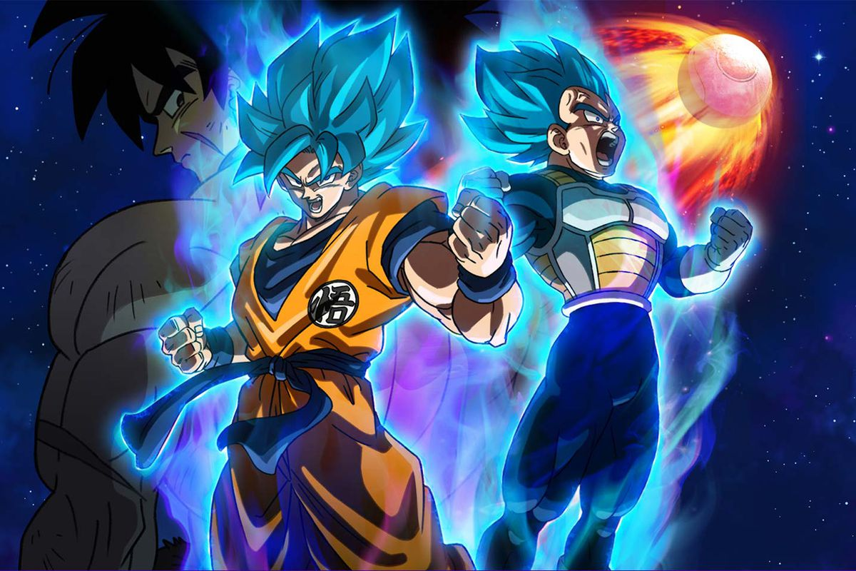 A new Dragon Ball Super movie is coming in 2022 - Polygon