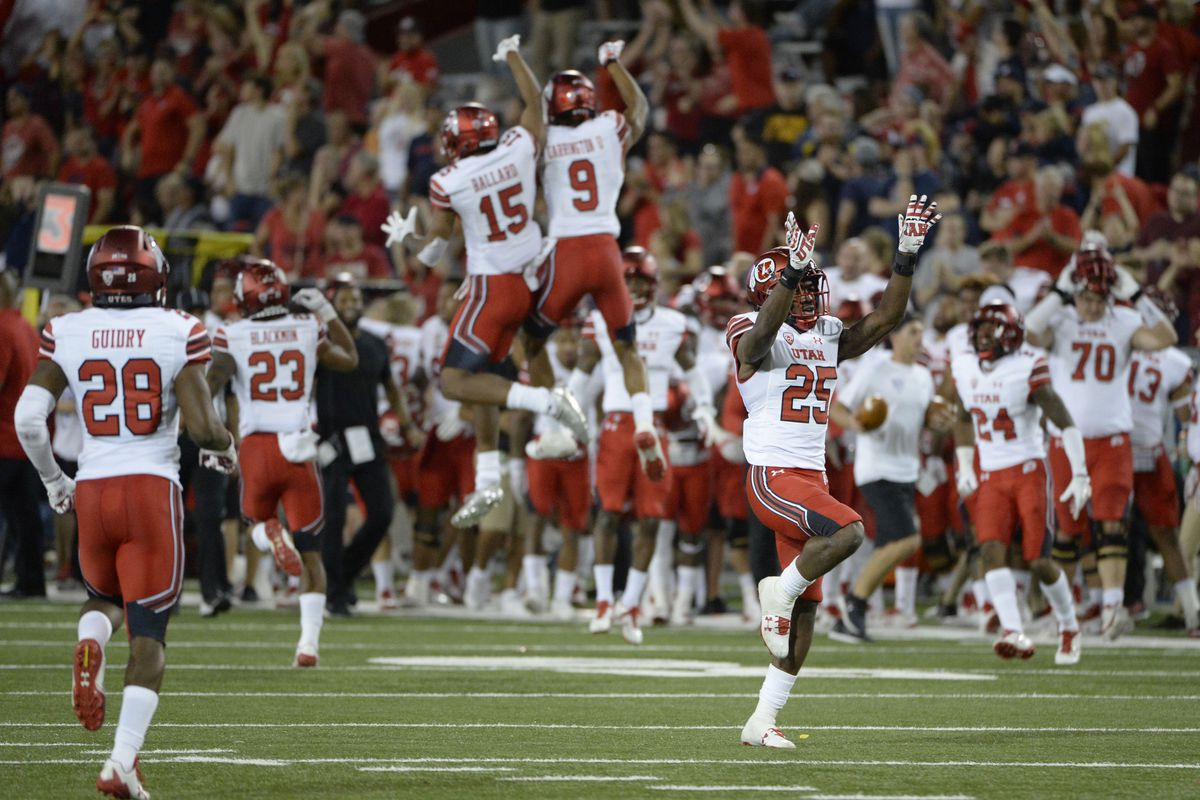 NCAA Football: Utah at Arizona