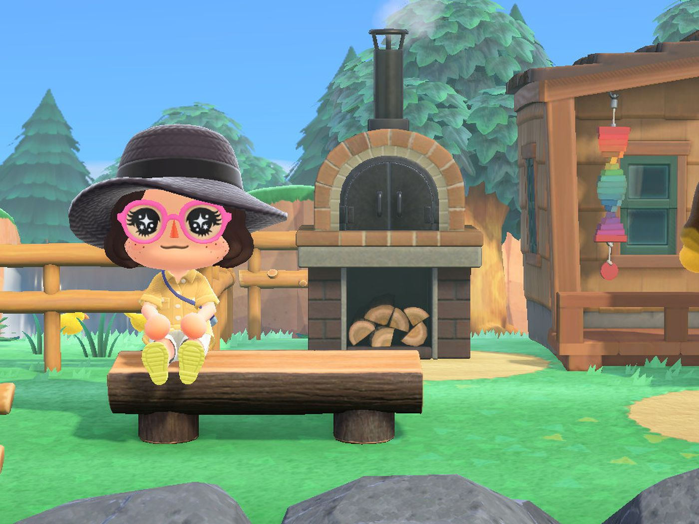Picture of: Animal Crossing New Horizon S Hottest Items Are Illegal Fences Polygon