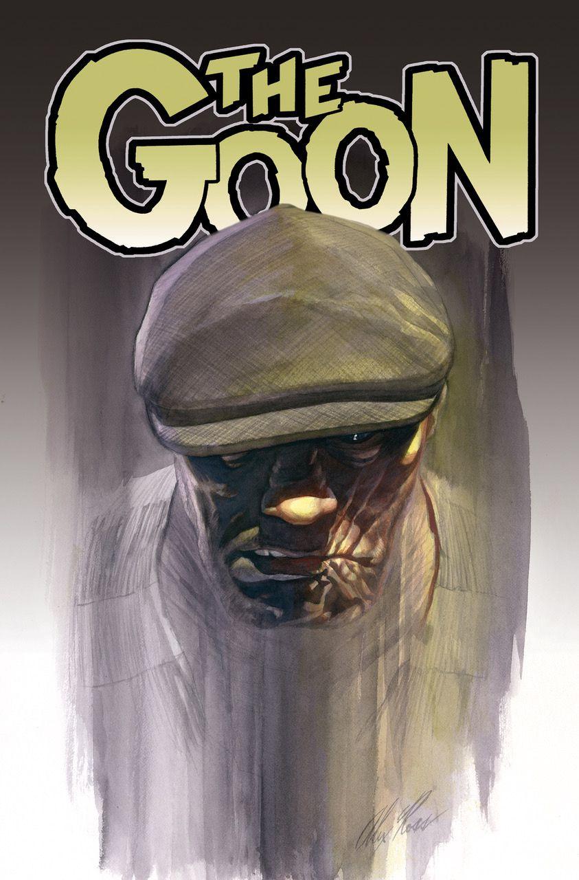 埃里克鲍威尔反映了20年的The Goon,以及角色的回归