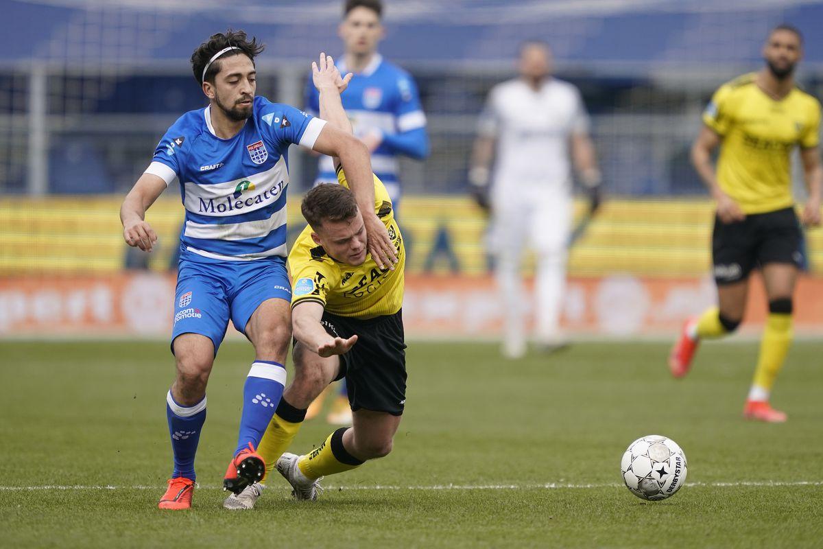 """Dutch Eredivisie""""PEC Zwolle v VVV-Venlo"""""""