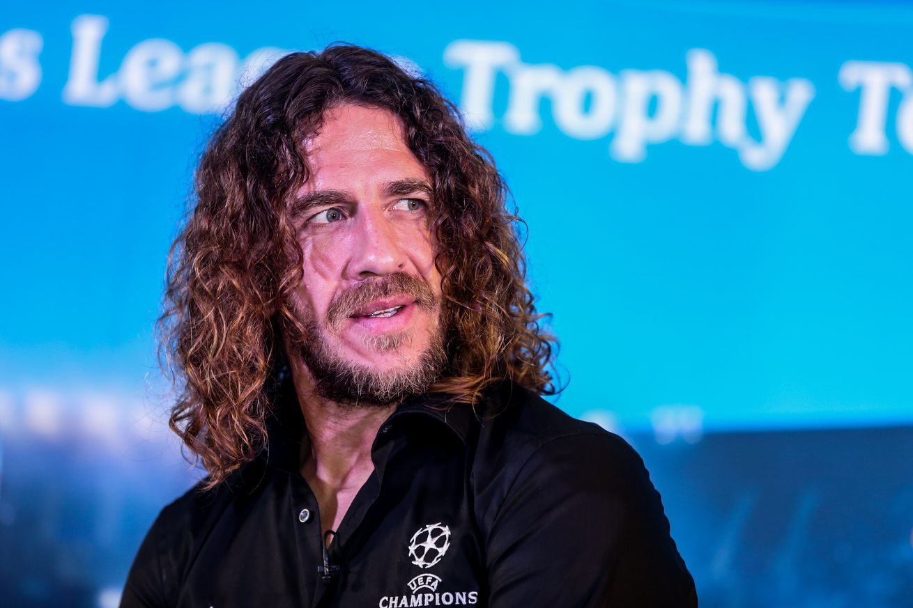 Puyol explains why he turned down Barca sporting director job