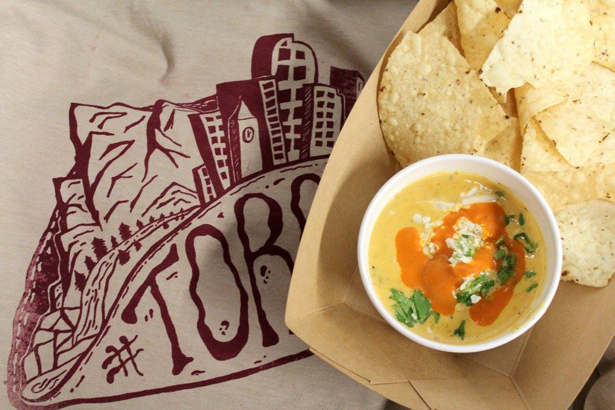 Queso from Torchy's Tacos