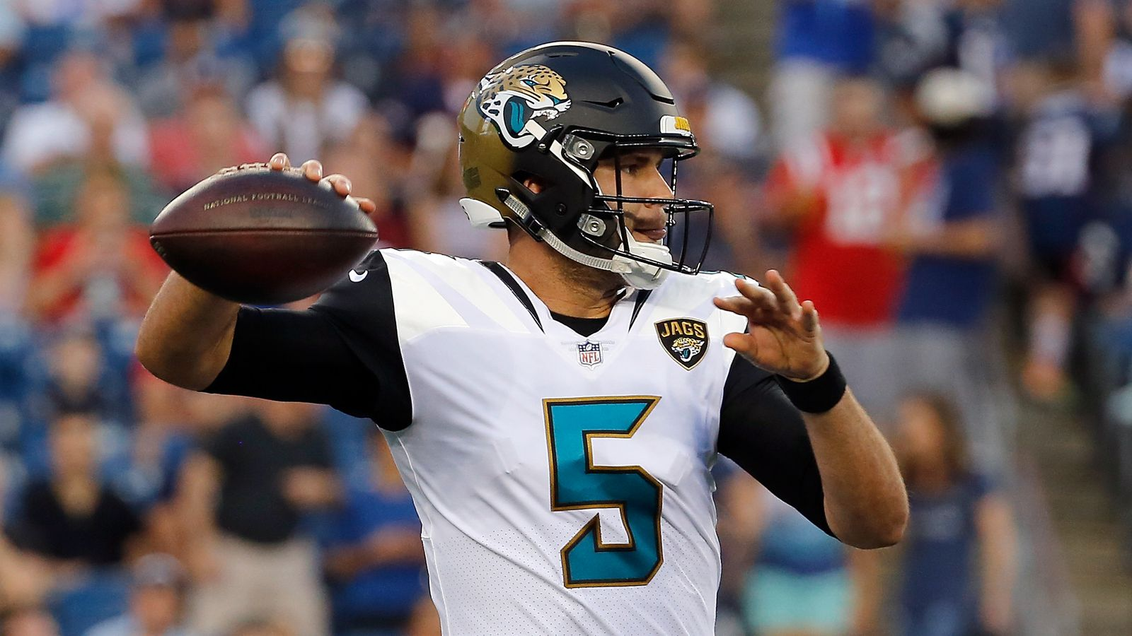 Jaguars need to find a better quarterback than Blake Bortles NOW
