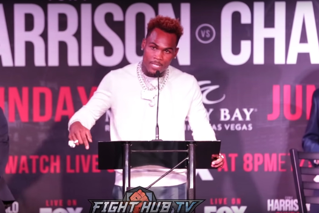 Screen Shot 2019 05 09 at 8.26.44 AM.0 - Charlo on Harrison rematch: 'You f*cked up!'