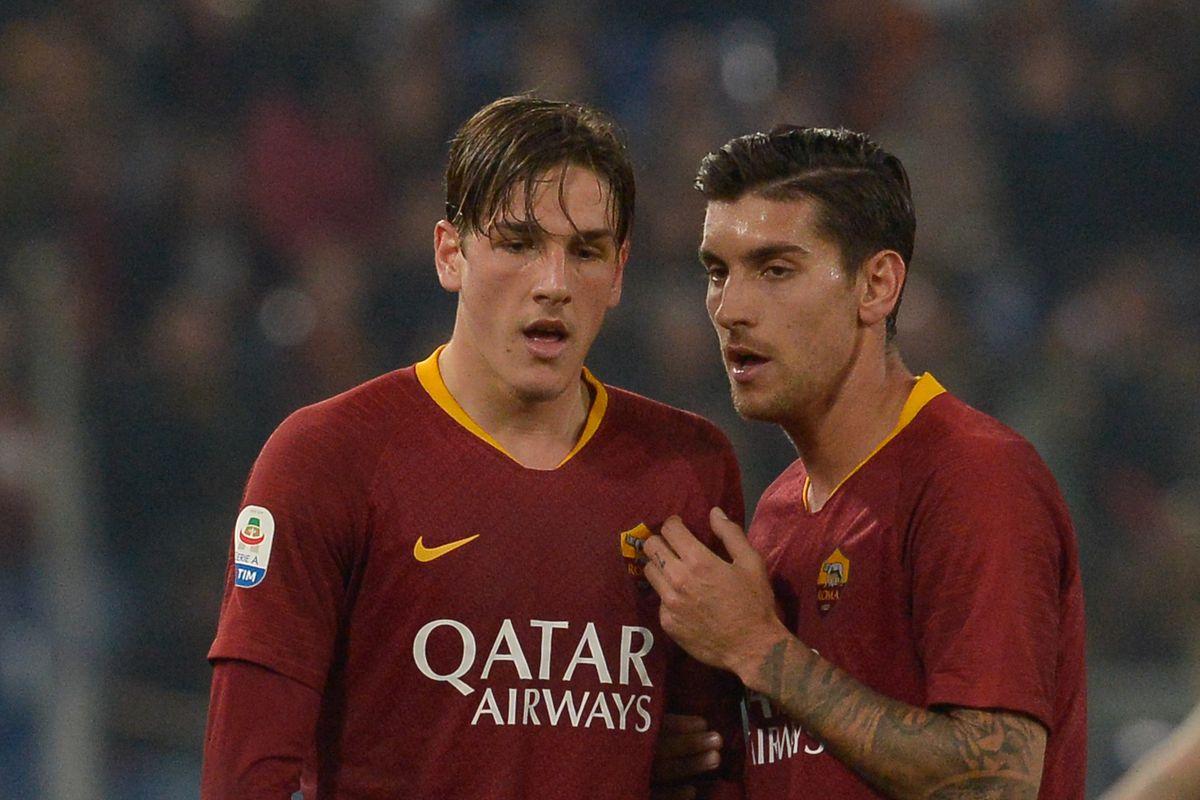 AS Roma v Bologna - Italian Serie A