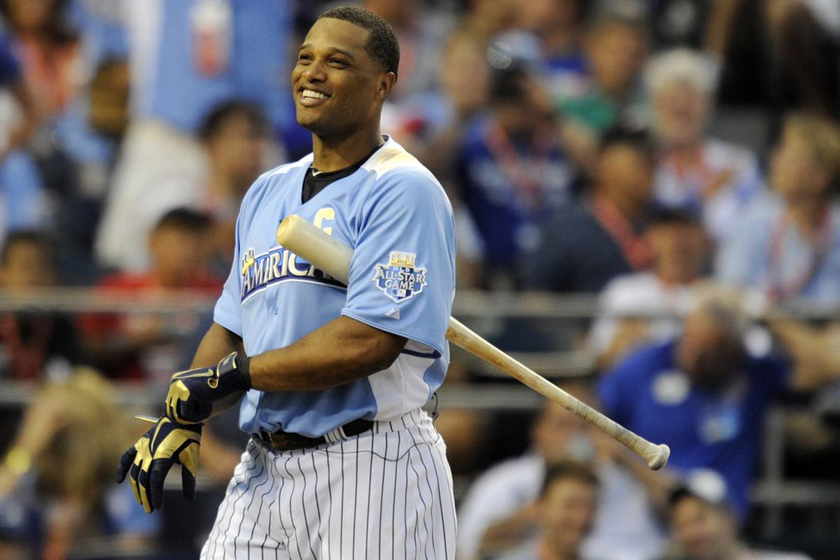 31586077c72 2012 Home-Run Derby  Robinson Cano Gets Bronx Cheer In Kansas City. New ...
