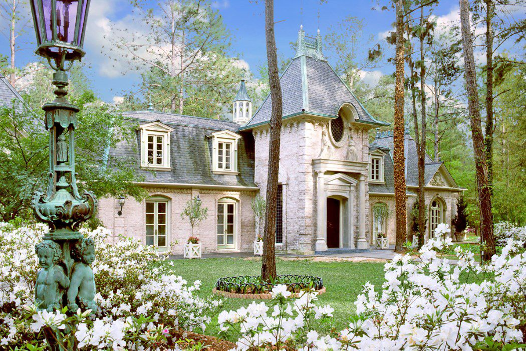 Opulent French Maison With All The Antiques Asks 5M In Texas Curbed
