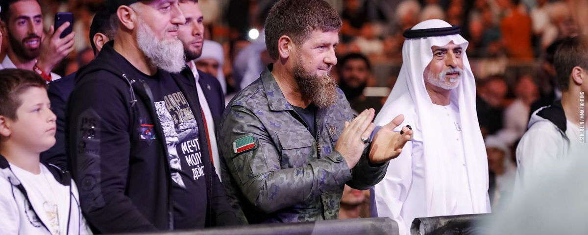 The Dual Purpose of Kadyrov's Appearance at UFC 242 in Abu