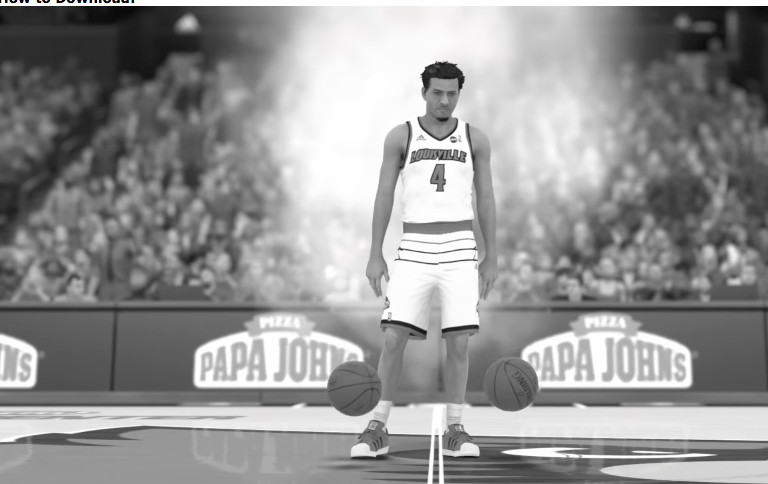 219490cbd99 Here s how you can play a college basketball version of  NBA 2K18 ...