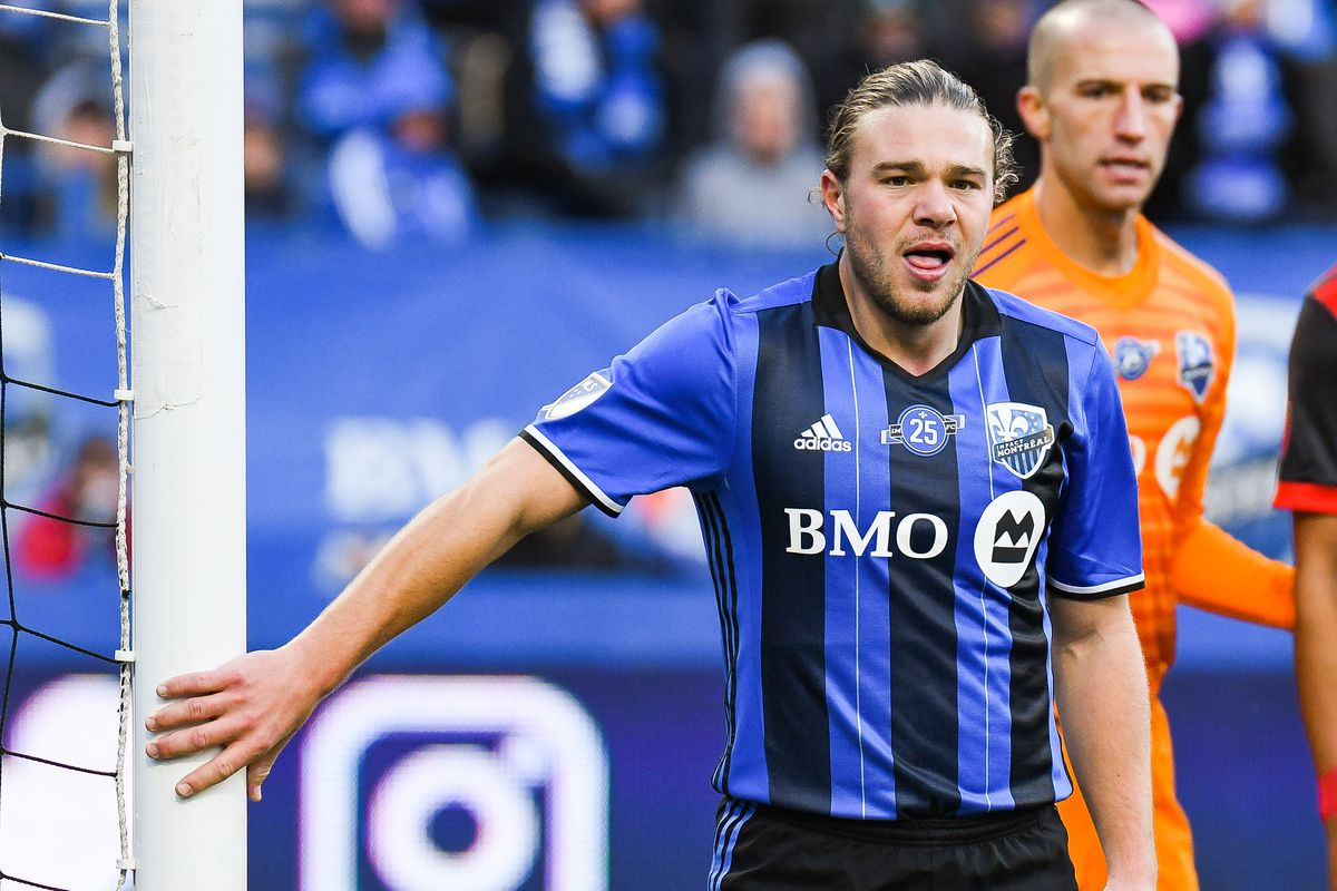 SOCCER: OCT 21 MLS - Toronto FC at Montreal Impact