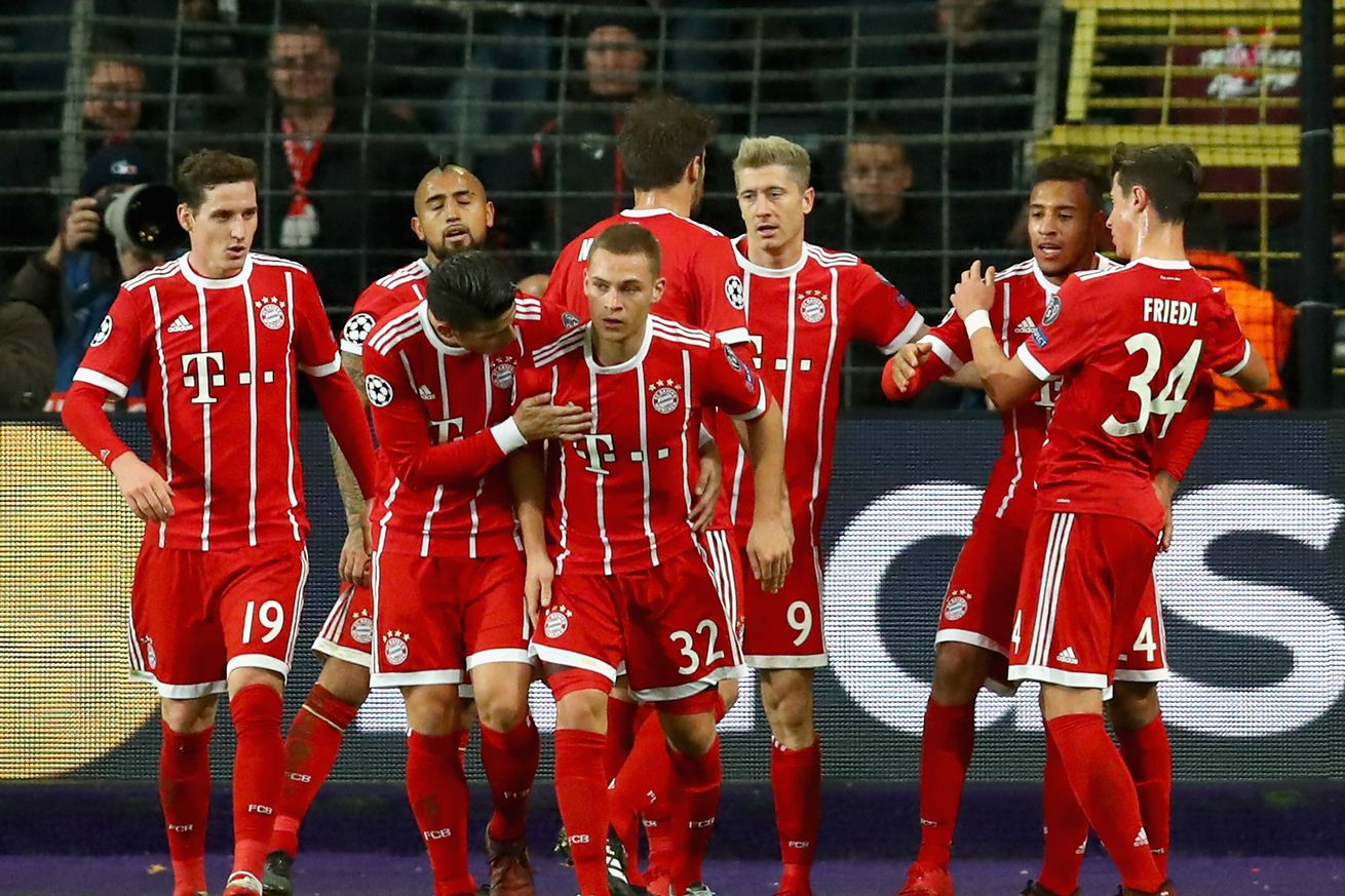 BFW Roundtable: Just How Good is this Bayern Squad""