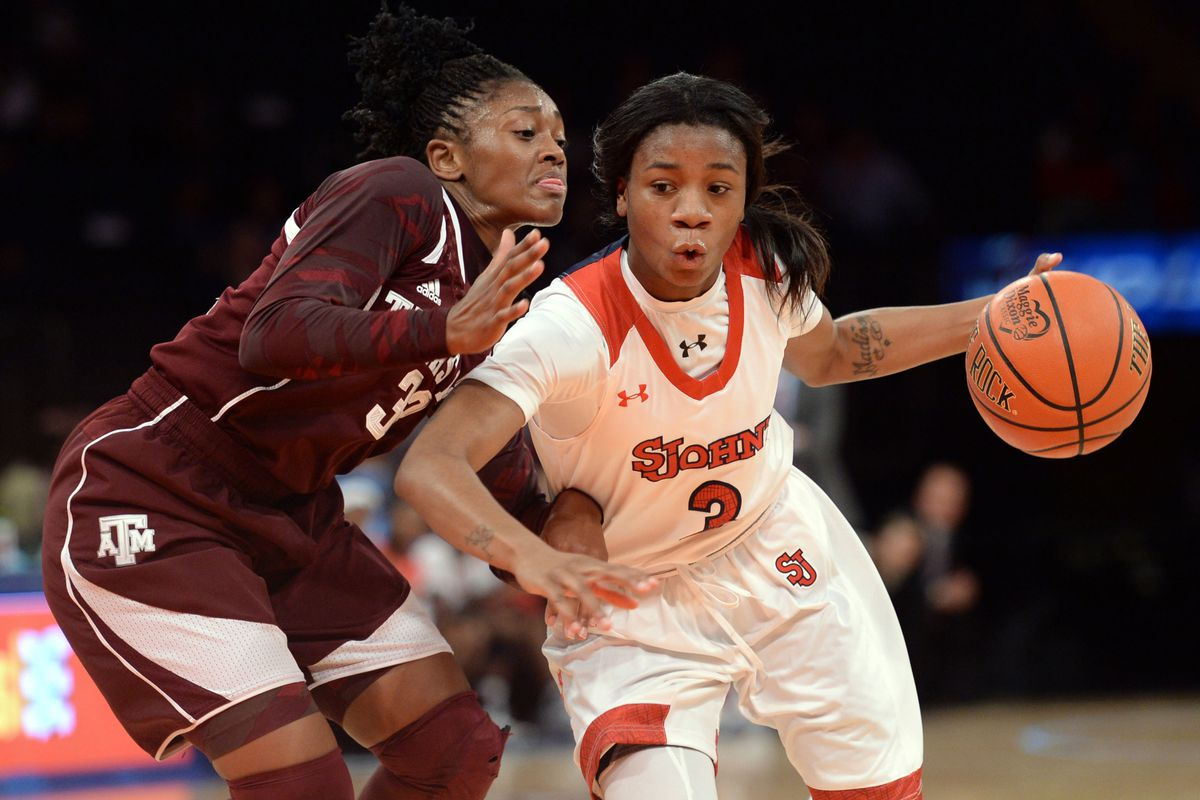 Courtney Walker and the Ags couldn't stop Aliyyah Handford in the Maggie Dixon game