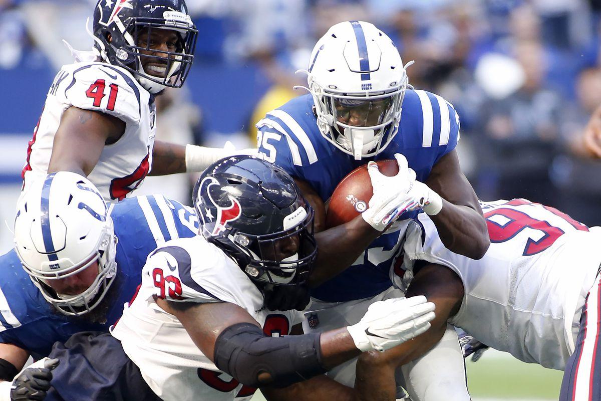 Houston Texans vIndianapolis Colts