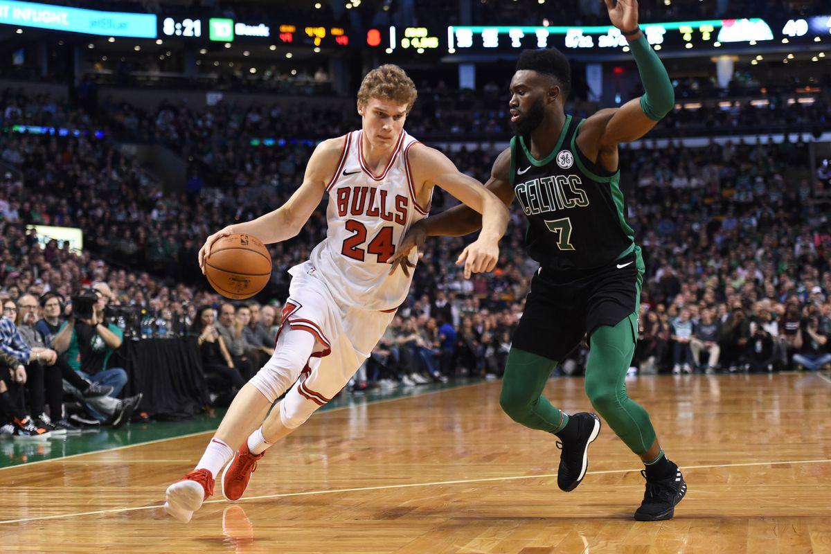 NBA: Chicago Bulls at Boston Celtics