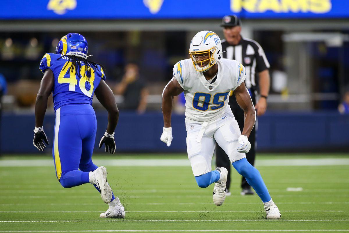 NFL: AUG 14 Preseason - Chargers at Rams