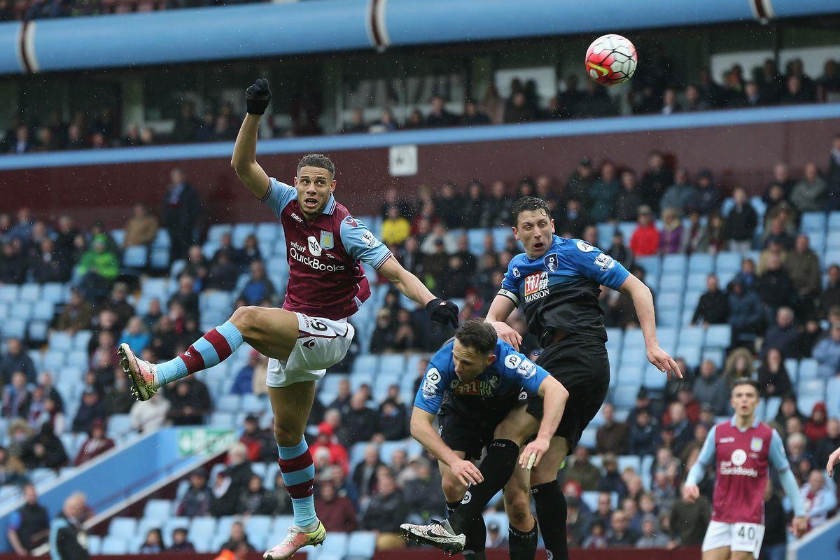 Aston Villa v A.F.C. Bournemouth - Premier League