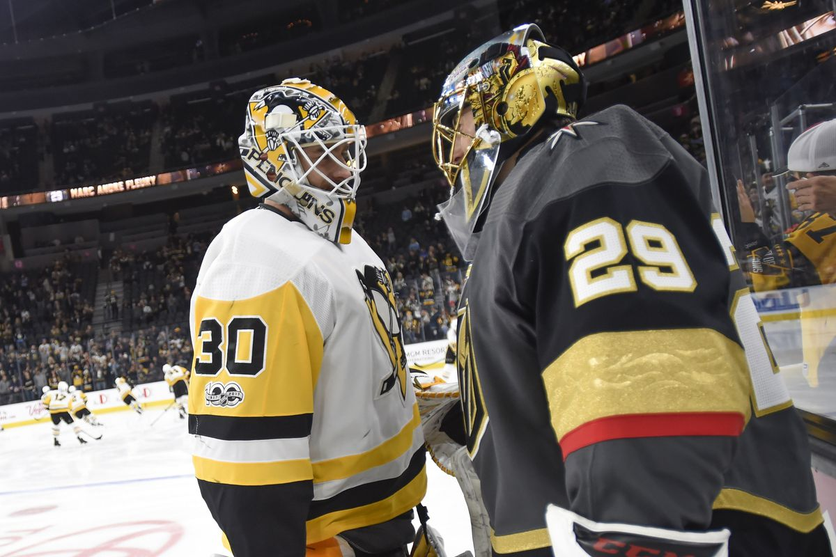 huge discount f8225 81817 Pittsburgh needs to give Marc-Andre Fleury the proper ...