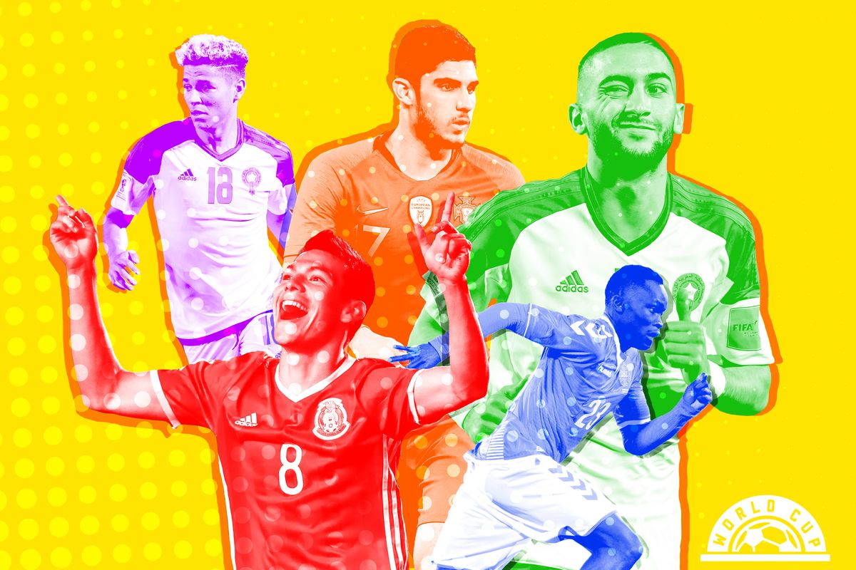 934ab9e09 Meet the Five Most Exciting Prospects at the 2018 World Cup - The Ringer
