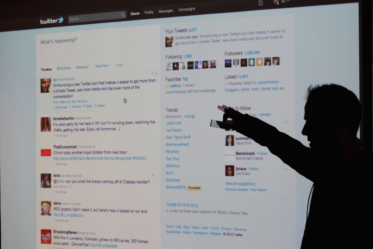 Twitter Launches Updated Site
