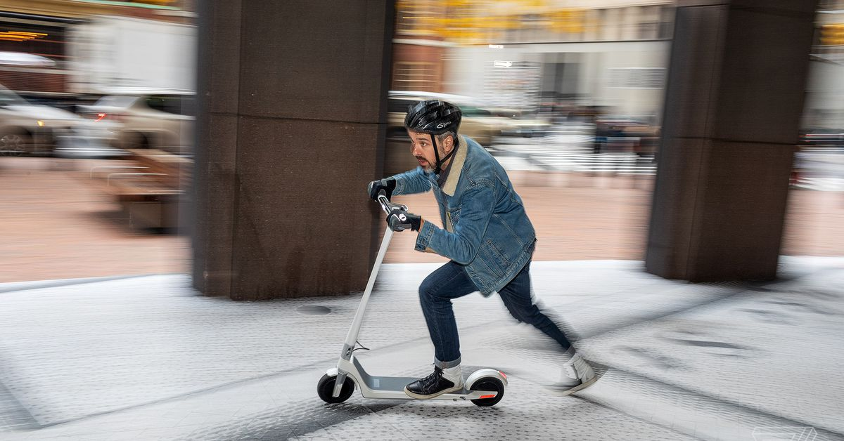 Unagi is the $1,190 electric scooter you won?t want to share with anyone