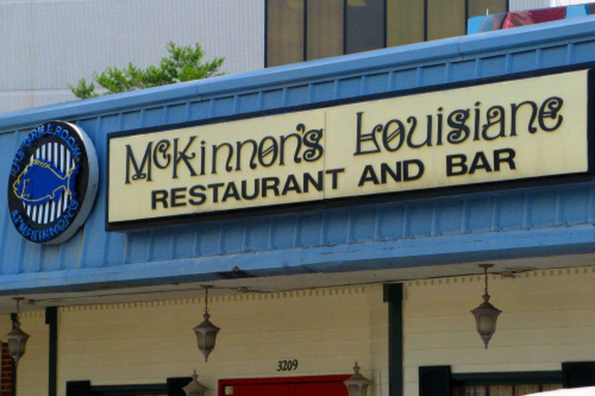 McKinnon's Louisiane.