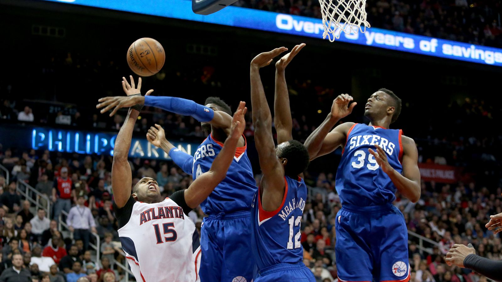 The Secrets Behind The Sixers' Burgeoning Defense
