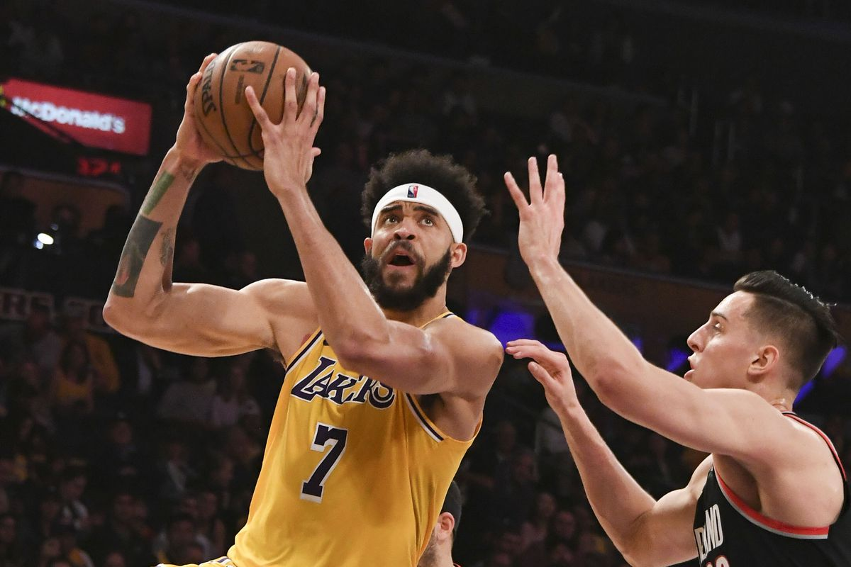 JaVale McGee plans to start for Lakers, likes fit with Dwight Howard