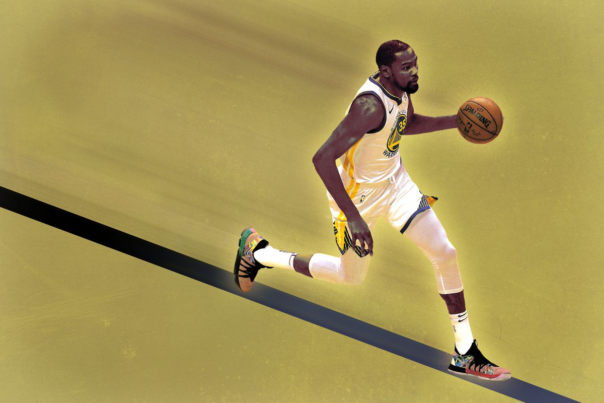 newest 7374b d914b Kevin Durant Just Flipped the Finals MVP Switch - The Ringer
