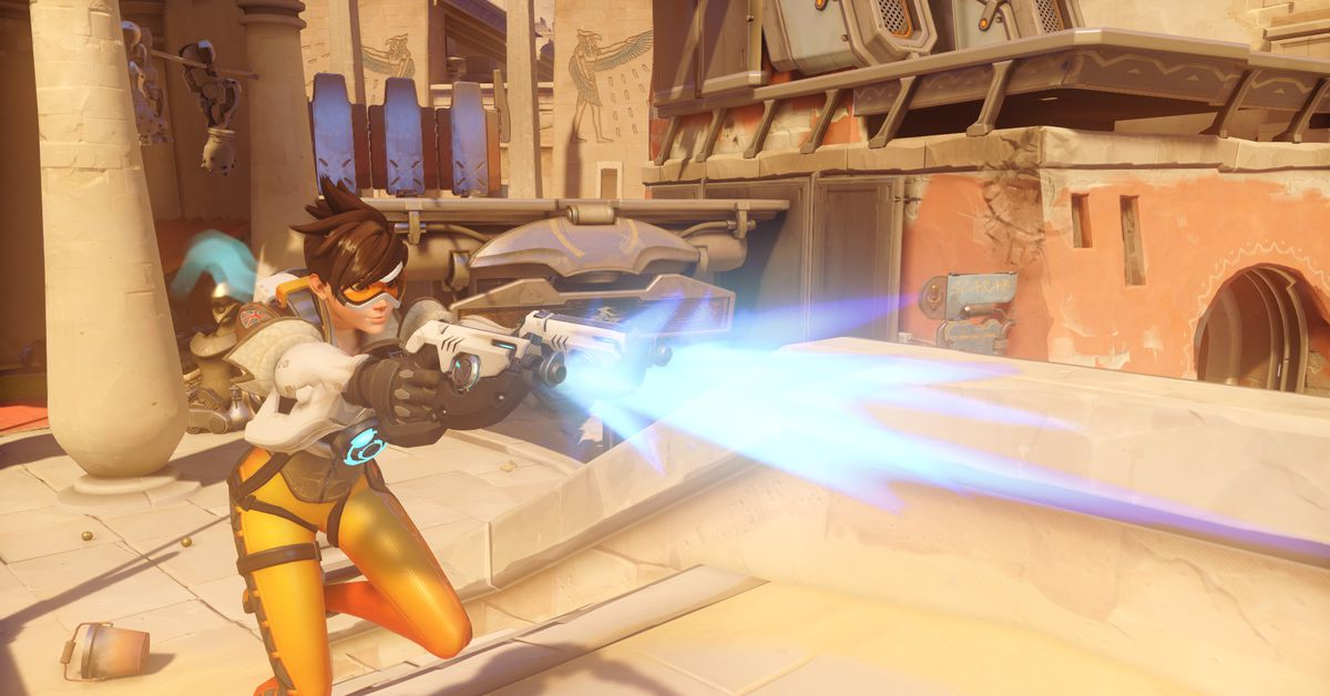 Overwatch's cross-play beta is now available for console and PC players