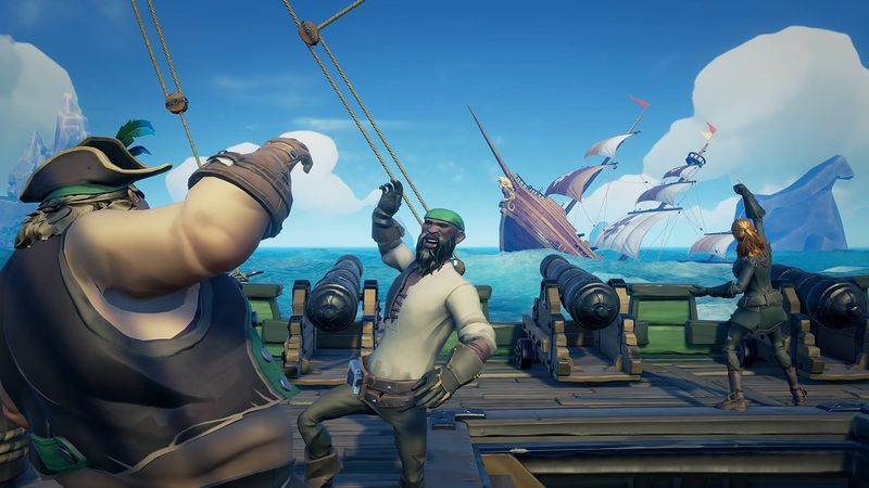 sea of thieves 1.12 update the skeleton thrones
