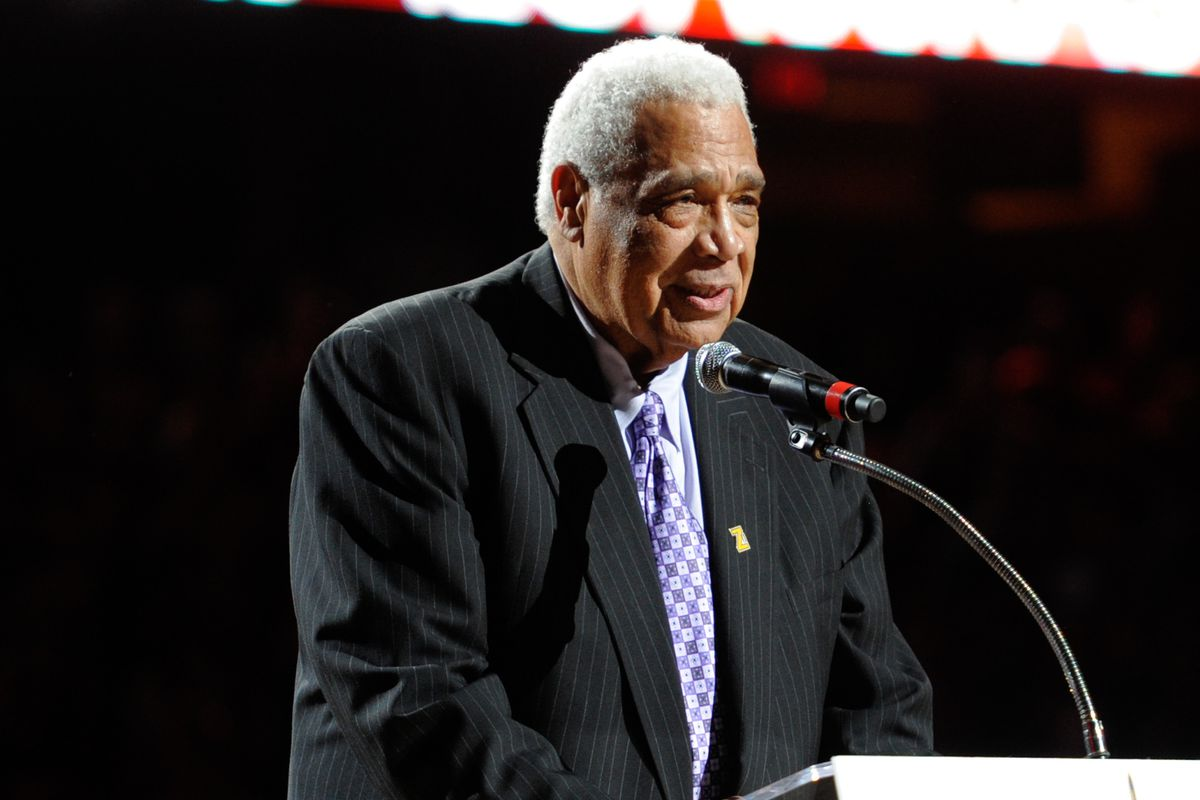 Wayne Embry Inducted Into NCAS Hall of Fame Raptors HQ
