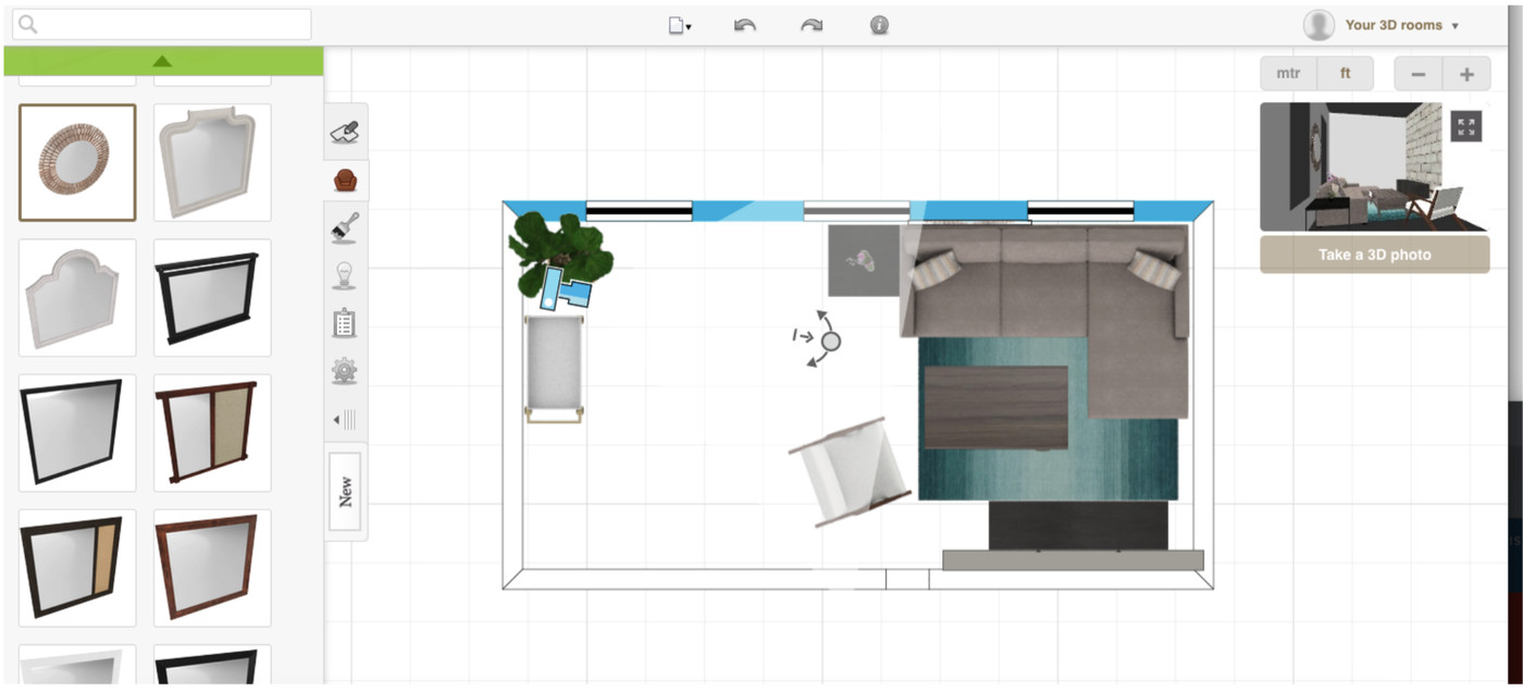Virtual Home Makeover Testing Modsy Havenly Ikea On My Nyc
