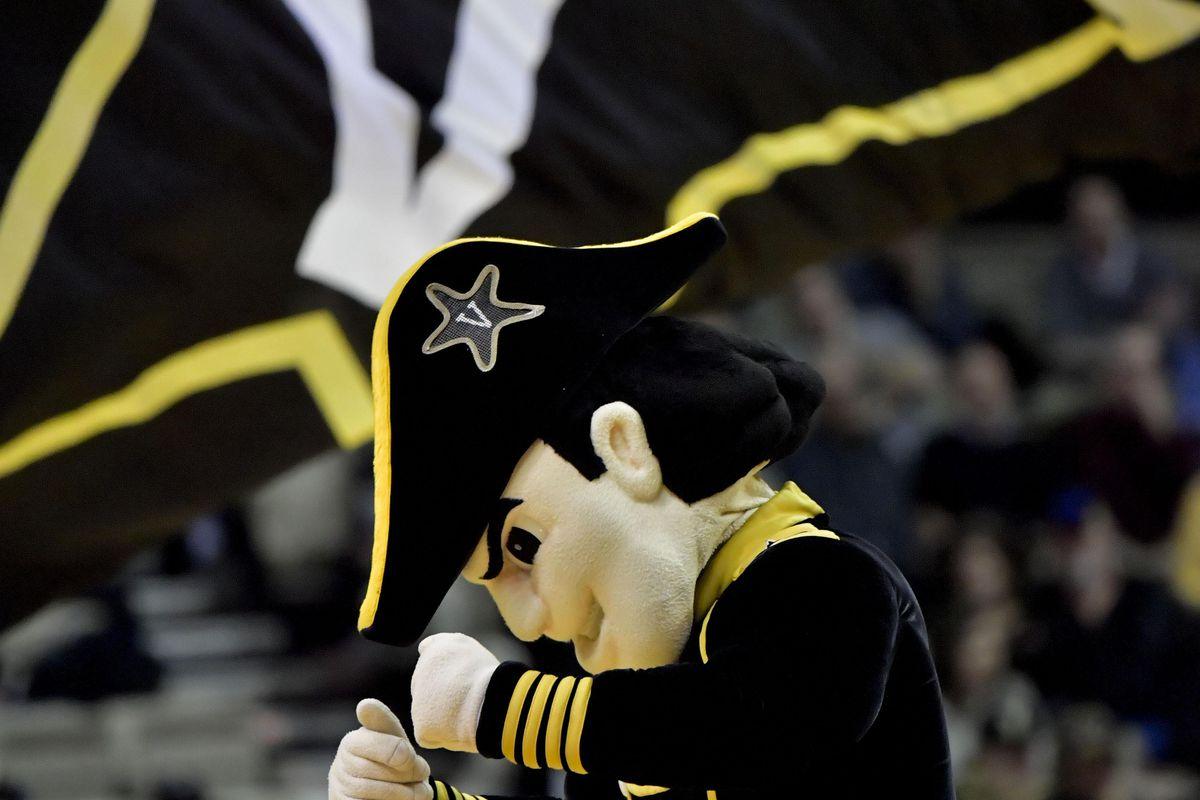 NCAA Basketball: Mississippi at Vanderbilt
