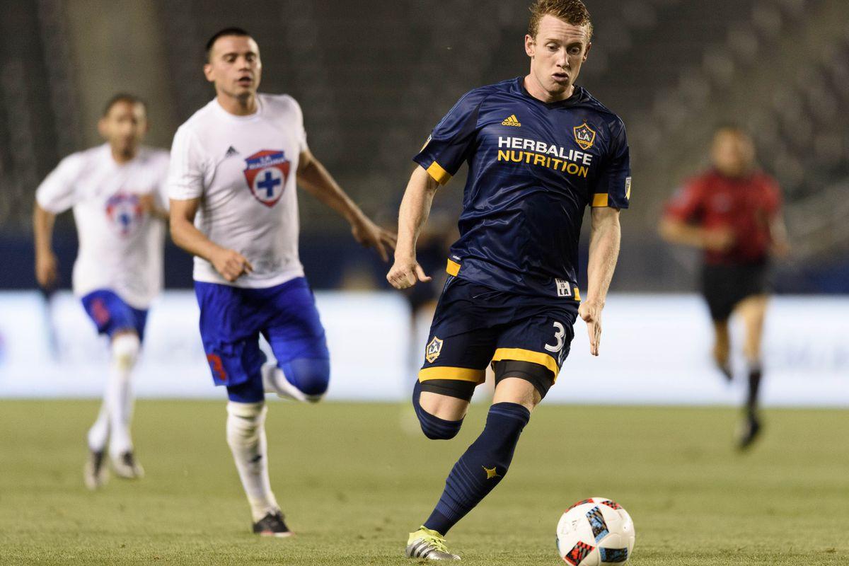 MLS: U.S. Open Cup-La Maquina at LA Galaxy