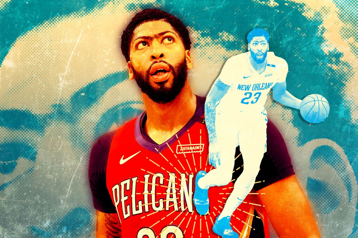 500a084d7 The Anthony Davis Sweepstakes Will Define the NBA - The Ringer
